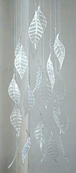 Falling leaves hanging
