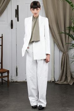 Lemaire Spring 2014 Ready-to-Wear Collection Photos - Vogue