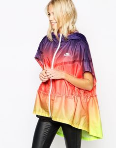 835ef17ff059 Image 1 of Nike Sunset Poncho Street Outfit