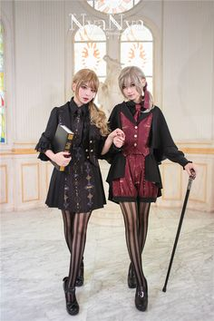#LolitaUpdate: [-★-NyaNya Lolita -Marie & Curie- Series-★-]