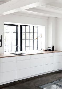 En la cocina - AD España, © Norm.Architects