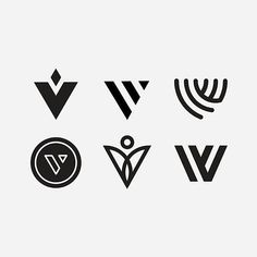 What's your favourite? V Marks by Ryan Prudhomme @ryanprudhomme - BEAUTIFUL BRAND DESIGN @brandcurated @brandcurated - Want to be featured next? Follow us and tag #logoinspirations in your post