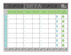 esquema dieta