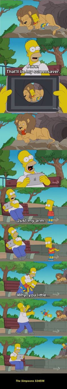 Bart & Homer // funny pictures - funny photos - funny images - funny pics - funny quotes - #lol #humor #funnypictures