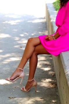 IT'S HOT. pink. | ZsaZsa Bellagio - Like No Other