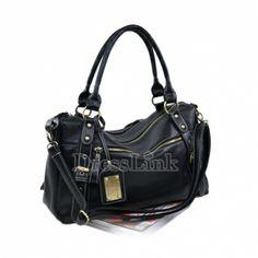 Moteur modèle PU cuir sac à main cabas sac à bandoulière noir féminines. 9,34 €