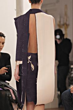 Maison Martin Margiela Fall 2012 (as featured on Diafano)