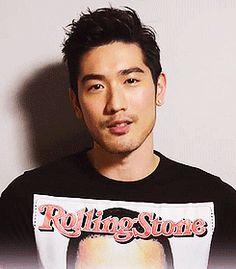 yeah...that's Godfrey Gao — faefever: HAPPY 30TH BIRTHDAY GODFREY GAO!! Godfrey Gao, Happy 30th Birthday, Birthday Nails, I Miss U, Asian Celebrities, Asian Men, Male Models, Cute Boys, Sexy Men