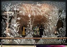 Sport/Couture - window decoration by aitch