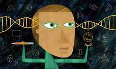 The expanding ability to decipher human DNA has made genetic testing widely available. But it takes a pro to translate the information. Science Books, Science Art, Forensic Science, Life Science, Computer Science, Primer Design, Biology Art, Teaching Biology, Dna Art