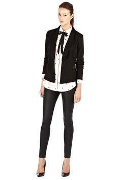 Warehouse Clothing | CREAM Bee Print Blouse. | Fashion Clothing | Warehouse Fashions