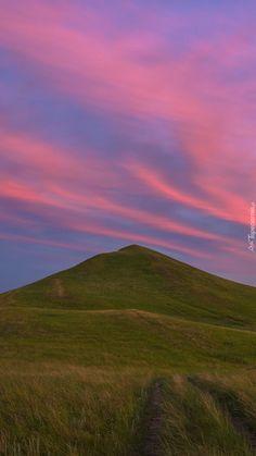 Wzgórze na tle nieba - Tapeta na telefon Nature, Naturaleza, Nature Illustration, Off Grid, Natural