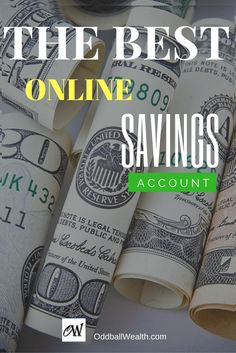 The Best Online Savings Account with the Highest Return Yield! A Savings Account with No Fees and Earn High Interest Rates! Link Url - http://oddballwealth.com/discover-bank-online-savings-account-review/ /search/?q=%23Banking&rs=hashtag /search/?q=%23SavingsAccount&rs=hashtag /search/?q=%23PersonalFinance&rs=hashtag /search/?q=%23MoneyTips&rs=hashtag
