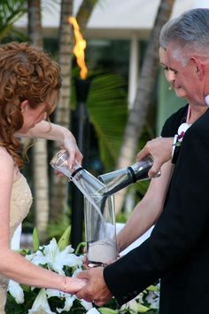 Fettii Moment - Our Wedding Sand Ceremony Ritual ♥
