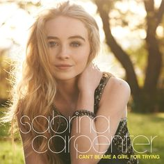 """Listen to """"Can't Blame A Girl For Trying,"""" the debut single from Sabrina Carpenter of Girl Meets World! Sabrina Carpenter is a great singer and freaking pretty too like I don't even understand. Disney Channel Stars, Disney Stars, Girl Meets World, Sabrina Carpenter Songs, Famous Celebrities, Celebs, Famous Women, Famous People, Disney Playlist"""