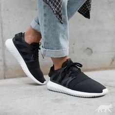 Image result for adidas tubular black shoes pinterest