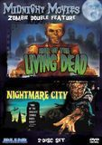 Midnight Movies: Zombie Double Feature [2 Discs] [DVD]