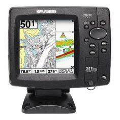 Humminbird 597CI HD XD Combo Fishfinder with GPS - Mills Fleet Farm