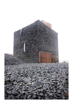 Incredible Stone Facade Design to Spike up Design of Buildings Houses Architecture, Architecture Design, Facade Design, Residential Architecture, Contemporary Architecture, Stone Facade, Brick And Stone, Home Design Decor, Stone Houses