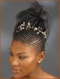 black hairstyles ponytails