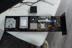 Tenuis 2: beautiful custom made home computer >>> innards //