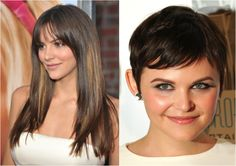 Not all haircuts will flatter your face shape. I help you figure out if short hair works on you, which bangs are best and if you can go long.