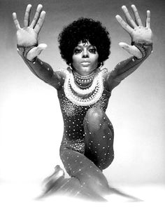 Diana Ross, 1974 (Harry Langdon)