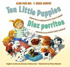 Alma Flor Ada and F. Isabel Campoy.  English version by Rosalma Zubizarreta.  Illustrated by Ulises Wensell.  Sp E Ada