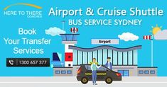 Here To There shuttle service in Western Sydney have successfully made such impression on native people of Sydney and also people coming from across the world.