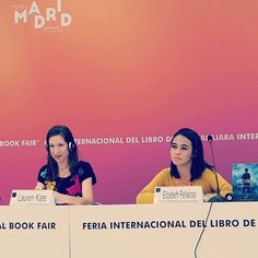 """Instagram: """"Being with Mexican readers is like a big embrace. What a special day with you at #filguadalajara…"""""""