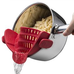 NewChic provides you with best kitchen gadgets and kitchen tools. Must-have silicone kitchen gadgets and coolest vintage kitchen gadgets are hot selling Page Kitchen Utensils, Kitchen Dining, Kitchen Decor, Kitchen Strainer, Kitchen Ideas, Quirky Kitchen, Kitchen Cabinets, Green Kitchen, Updated Kitchen