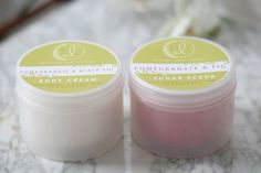 The Pomegranate and Black Fig Collection: Mini Gift Set