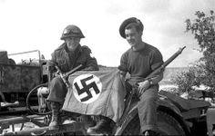 Cauvicourt, Normandy, 1944
