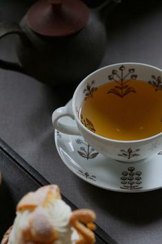 Tea | Winter's Scarecrow