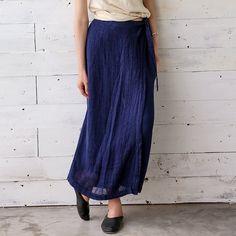 Linen culottes