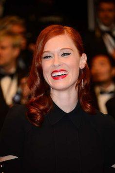 #hair #StephaneBodin #AudreyFleurot #Cannes2013