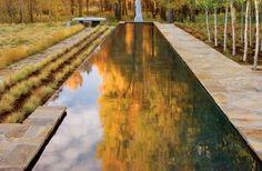 ASLA Award Winner Snake River Residence by Design Workshop, Inc.  Jackson Hole, WY