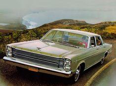 1966 Ford Galaxie 500 Sedan