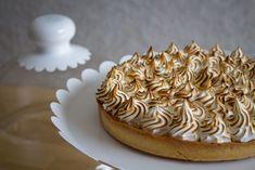 Lemon meringue tart                                                                      www.roadtopastry.com