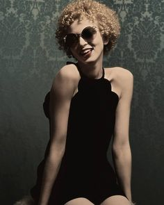 cba4a2b5567 Feel like a model when you wear your Miu Miu shades.     https