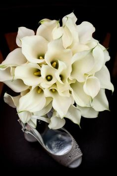 Whether your wedding style tends toward traditional classy or modern trendy, these bridal bouquet ideas are a feast for the eyes. See a gallery full of pretty flower ideas below!