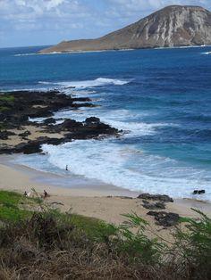 Winward side, Oahu, Hawaii