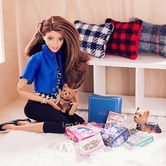 Lea @blinkydoll #games #Barbie #b...Instagram photo | Websta (Webstagram)