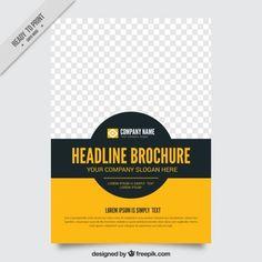 leaflet template free