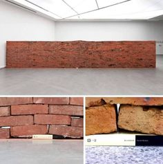 "This exhibit is called ""The Impact of a Book"""