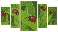 ru / Foto n º 31 - 3 - Counted Cross Stitch Kits, Stitch 2, Cotton Thread, Rubrics, Cross Stitching, How To Make, Painting, Gallery, Heavenly