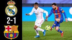Barcelona Vs Real Madrid, Real Madrid Club, Fc Barcelona, Baseball Cards, Sports, Youtube, Hs Sports, Sport, Youtubers