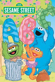 Pin for Later: It's All About Me: 20 Sweet Personalized Books For Kids ABC and Me on Sesame Street For learning the ABCs with everyone's favorite characters: ABC and Me on Sesame Street ($20).