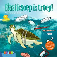 Leesserie Estafette: Plasticsoep is troep! Watercolor Wallpaper Phone, Ecosystems Projects, Earth Poster, Rajasthani Art, Water Branding, Save Our Earth, Protest Posters, Trash Art, How To Make Drawing