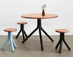PIPE STOOL - Cafe Culture + Insitu